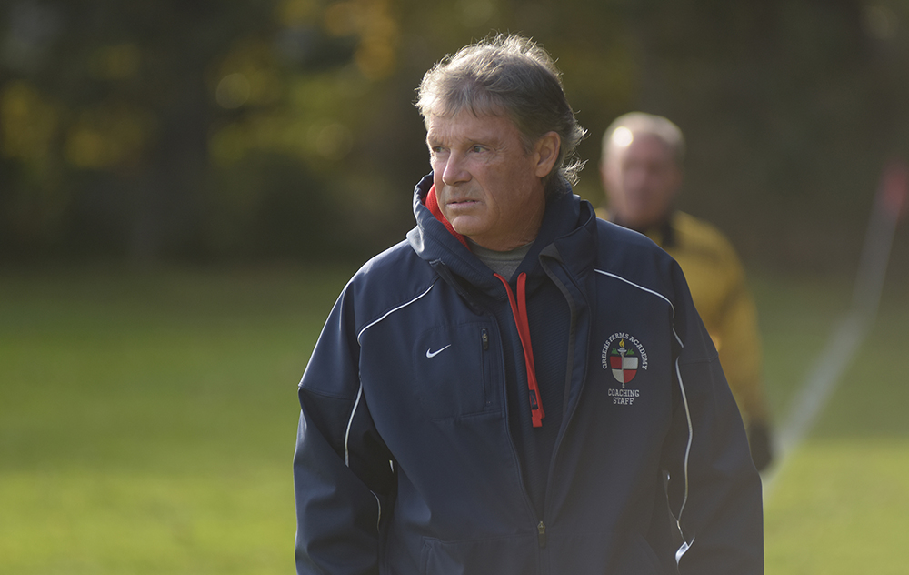 Mira Named Prep School Soccer Coach of the Year
