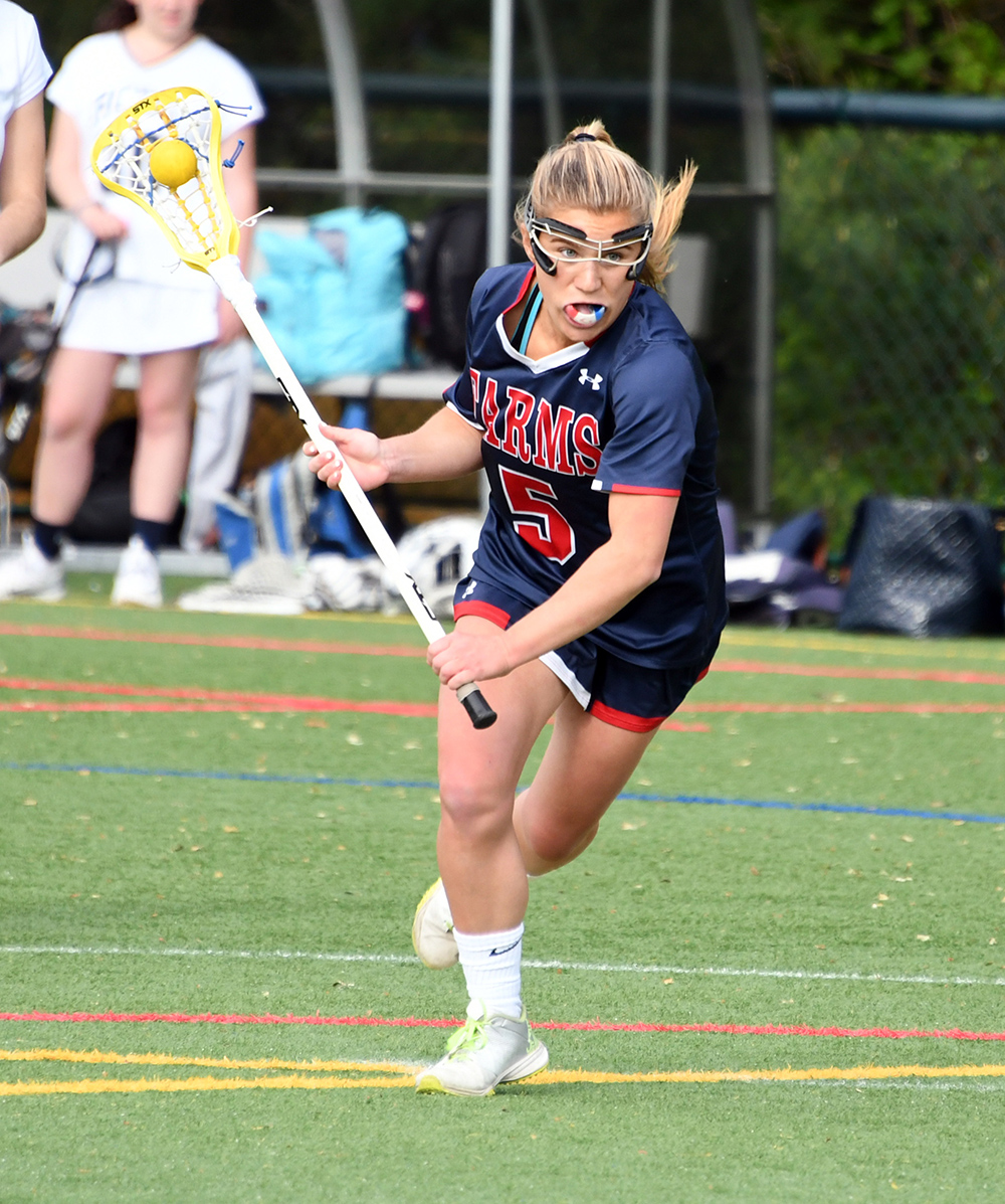 GFA girls lax advances to second FAA championship game in three seasons