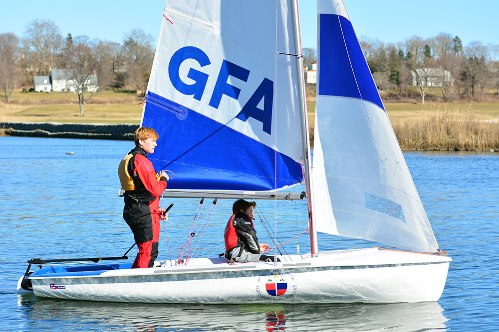 GFA sailing success has been more than about the boats