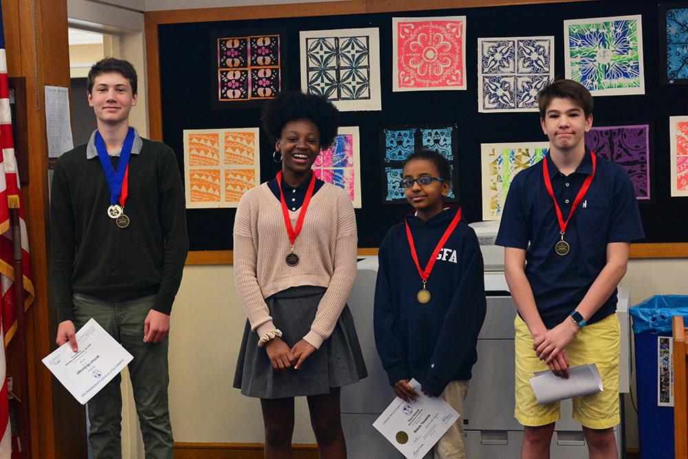 CT Science and Engineering Fair Winners